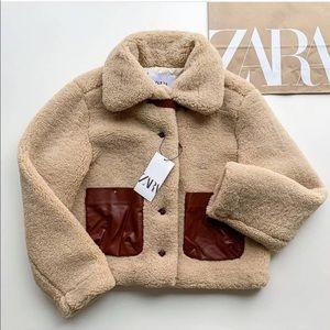 Limited edition luxurious Fleece jacket shacket